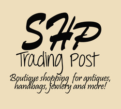 SHP Trading Post | The boutique store located inside of Summit Hickory Pit BBQ | antiques, jewlery, handbags, scarves and more.
